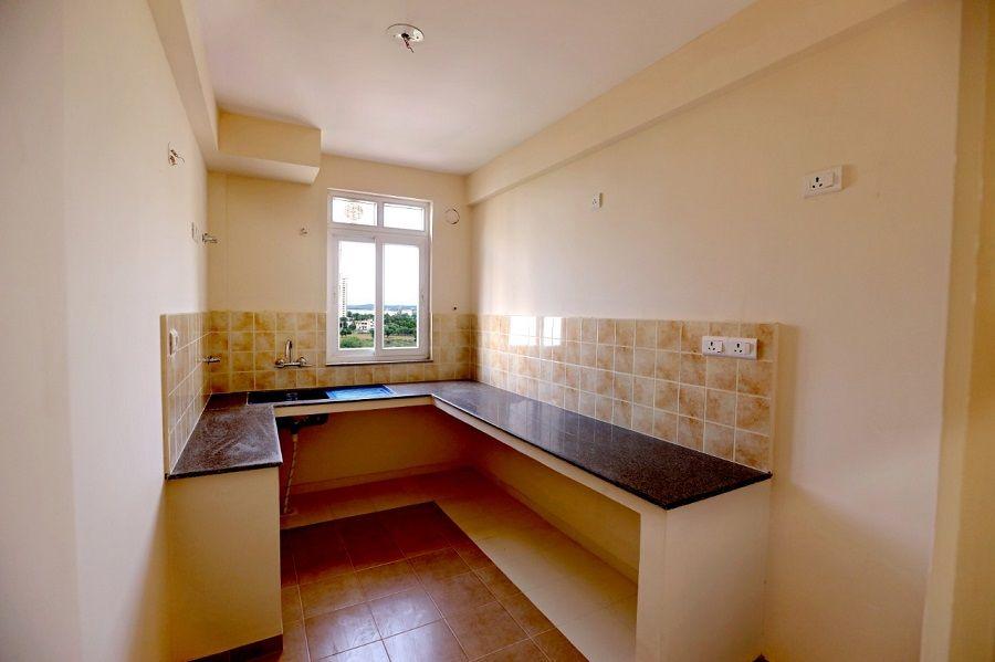 Phase I - Actual View - Kitchen