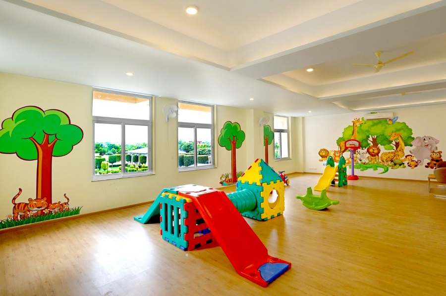 Phase I - Kids Play Area Actual View